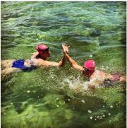 Swim Around Key West Annual key West event