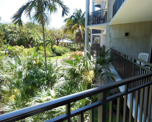 Balcony Unit A113, Key West