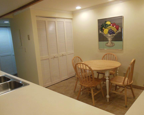Dining & Kitchen area Unit A113