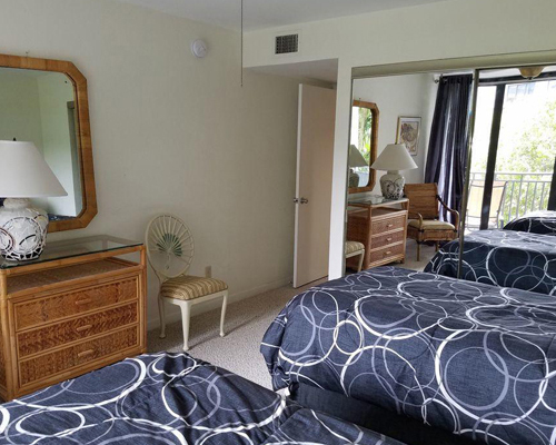 Large bedrooms and room for everyone at 1800 Atlantic Unit A113
