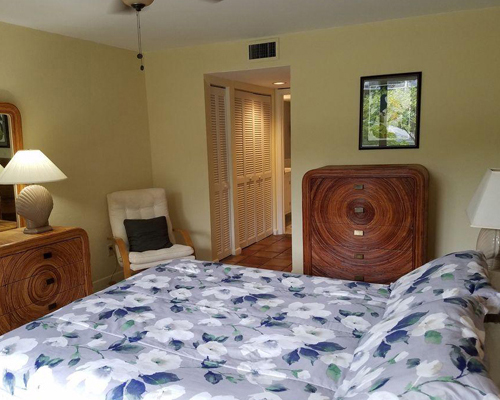 Large bedrooms at 1800 Atlantic Unit A113