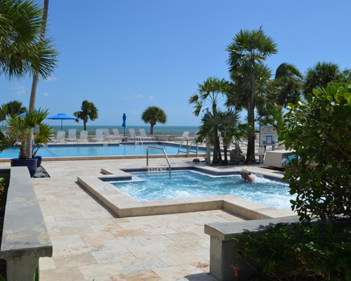 Jacuzzi offered at 1800 Atlantic, Key West