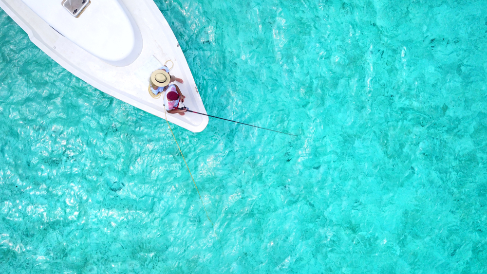 The tropical waters of Key West, let us plan your vacation