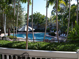 Coral Hammock Poolside Home Vacation rental house