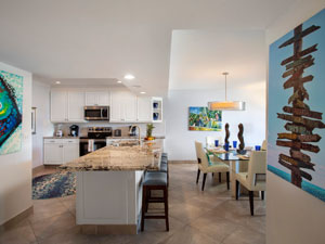 Key West Vacation Rentals at 1800 Atlantic Unit A307