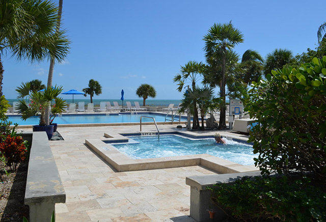 Pool area 1800 Atlantic Blvd 200A, Key West, FL 33040