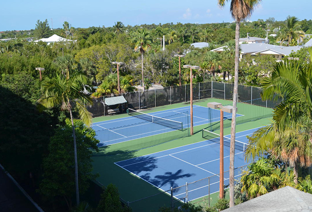 Tennis courts, 1800 Atlantic Blvd 200A, Key West, FL 33040