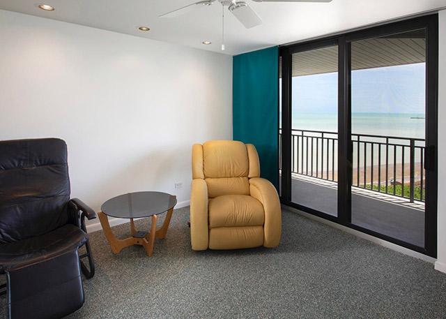 Key West Rentals at 1800 Atlantic, Unit A400 Ocean View